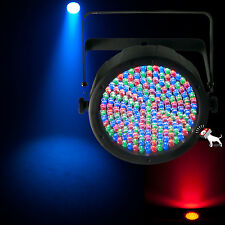 Chauvet SlimPAR 64 RGB DMX LED Par Wash Uplight Fixture Slim Par DJ Club
