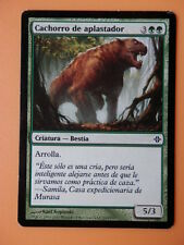 Carta Magic Cachorro de aplastador. Criatura-Bestia