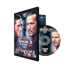 Official ROH Ring of Honor - Supercard Of Honor 10 Night 2 Event DVD ( 2/4/16 )