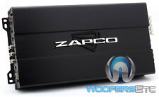 ZAPCO ST-4X P CAR 4-CHANNEL 480W RMS COMPONENT SPEAKERS CLASS AB AMPLIFIER NEW