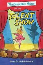 The Berenstain Bears and the Talent Show-ExLibrary