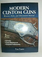 Modern Custom Guns / Walnut, Steel, and Uncommon Artistry *BRAND NEW & FREE SHIP