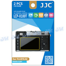 JJC Camera LCD Screen Protector Film For FUJIFILM Finepix X100T X-M1 X-A1 X-A2