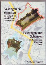 Festungen und Schanzen Ems Dollart Eems Dollard  Vestingen schansen  ca. 1992