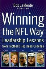 Winning the NFL Way: Leadership Lessons From Football's Top Head Coaches, Shook,