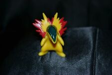 "2"" Typhlosion With Tomy Stamp # 157 Pokemon Toys Action Figures Figurines Ver 3"