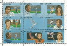 Guyana 1993 - 20th Century Sports Famous People Pele Soccer Golf - Sc 2676 MNH