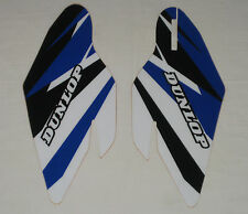 YAMAHA YZF 250 LOWER FORK GUARD GRAPHICS STICKERS YZF250 YZ250F 10 11 12 13