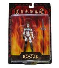 DIABLO CORRUPT ROGUE Blizzard Video Games 6' toy figure, warcraft, starcraft