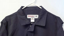 Unifirst ARMOREX FR Coveralls NAVY BLUE Sz 54-Reg TECASAFE PLUS Flame Resistant
