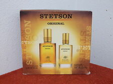 """NEW .""""STETSON """" AFTER SHAVE & COLOGNE GIFT SET  for MEN  by COTY ,NEW YORK...#4"""