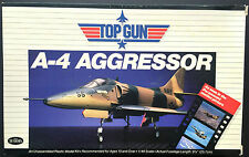 "Testors Kit No.291, ""TOP GUN AGGRESSOR"", DOUGLAS A-4 , - PARTS MINT & SEALED"