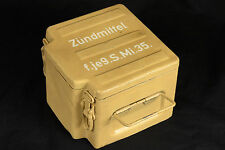 STENCIL FOR WW2 WWII GERMAN BOX CASE CONTAINER  ZUNDMITTEL FUSE S.Mi.35 MINES