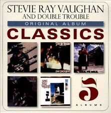 Stevie Ray Vaughan & Double Trouble Original Album Classics 5 Mini LP CD SEALED