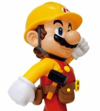 TAITO FIGURE SUPER MARIO MAKER BUILDER 30CM PVC STATUE NEW NUOVO