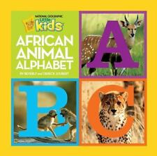 African Animal Alphabet (National Geographic Little Kids)-ExLibrary