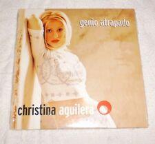 Christina Aguilera Genio Atrapado 1 trk Argentina Promo CD Single