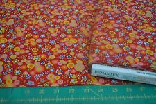 1 YD BENARTEX WOODSTOCK QUILT COTTON 02442-33 BY THE YARD NEW QUILT COTTON BTY