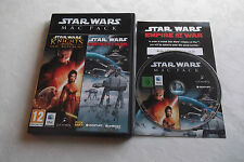 Star Wars Paquete De Mac Mac (Star Wars Knights of the Old Republic & Empire at War)