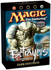 Dark Devotion Betrayers of Kamigawa Theme Deck ENGLISH Sealed New MTG ABUGames