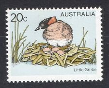 AUSTRALIA 1978-80 20c WITH YELLOW (BEAK & EYE) OMITTED SG 673a MNH.