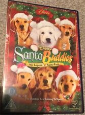 DISNEY SANTA BUDDIES THE LEGEND OF SANTA PAWS CHRISTMAS FAMILY FUN BOYS GIRLS