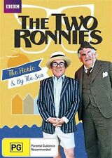 The Two Ronnies: The Picnic / by the Sea NEW R4 DVD