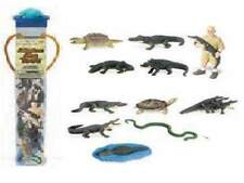 Reptilien - Alligatoren (11 Minifiguren)  Serie Themengebiet Safari Ltd 685004