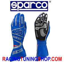 GUANTI KART SPARCO ARROW K-7 KARTING GLOVES HANDSCHUHE TAGLIA SIZE 11 BLUE