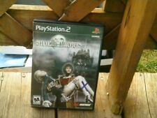 SHADOW HEARTS Sony Playstation 2 PS2complete  bin free shipping us&canada