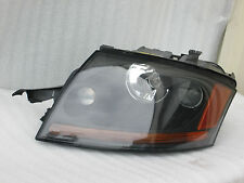 Audi TT  Headlight Xenon Front Head Lamp 2001 02 2003 05 2006 OEM Black