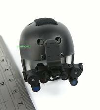 1/6 Scale Helmet w/ NVG From Hot Toys Seal Team 2 HALO Night OPS Jumper Figure