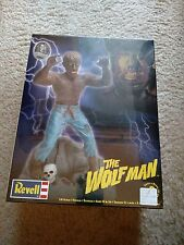Revell The Wolf Man 1:8 Scale Model Kit - NEW - SEALED