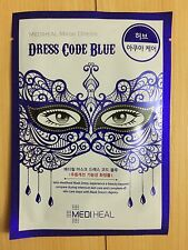 MEDIHEAL DRESS CODE MASK Dress Code Blue Mask - 1 SINGLE USE MASK