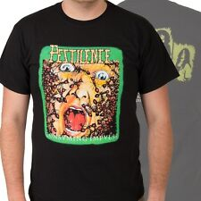 PESTILENCE-CONSUMING IMPULSE-T-SHIRT-X-LARGE-RARE