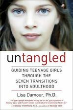 Lisa Damour - Untangled (2016) - New - Trade Cloth (Hardcover)
