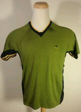 Vintage 80's 90's Adidas 3 Stripe Cycling Soccer Jersey XL 50 50