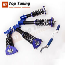 BR Coilovers for Subaru Impreza WRX EJ20 EJ25 GDB GDA Height Adjustable Shocks
