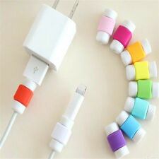 4PCS Lightning Charger Cable Saver Protector for iPhone 6 Protective Accessory