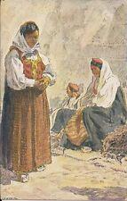 ADRIA-AUSSTELLUNG 1913 Spalato Typen