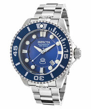 Invicta 19799 Men's Pro Diver Auto SS Blue Dial SS