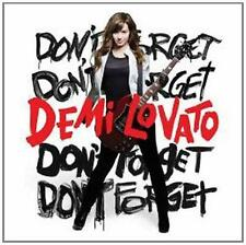 reduced! Demi Lovato: Dont Forget CD 2009 debut used=LN