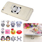 Cartoon Finger Ring Holder Stand Mount For iPhone 6 Samsung Cell Phone Universal