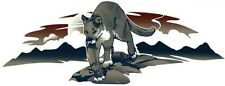 1 RV TRAILER KEYSTONE COUGAR DECAL GRAPHIC -934-2