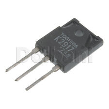 2SK2917 Original Pulled Toshiba Power MOSFET 18A 500V 0.27ohm N-Channel Si K2917