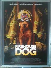 Cinema Poster: FIREHOUSE DOG 2007 (International One Sheet) Josh Hutcherson