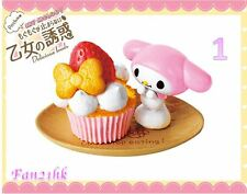 NEW Japan Re-ment Sanrio Miniature My Melody Delicious Foods rement No.01