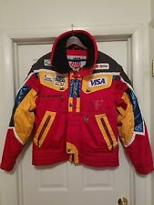 1998 Spyder Winter Olympics US Ski Team Jacket Mens L USA Nagano Japan