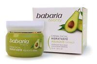Babaria Avocado Face Cream for Young Normal Skin 50ml