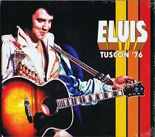 Elvis Presley TUSCON 76 - FTD 6  New / Sealed CD